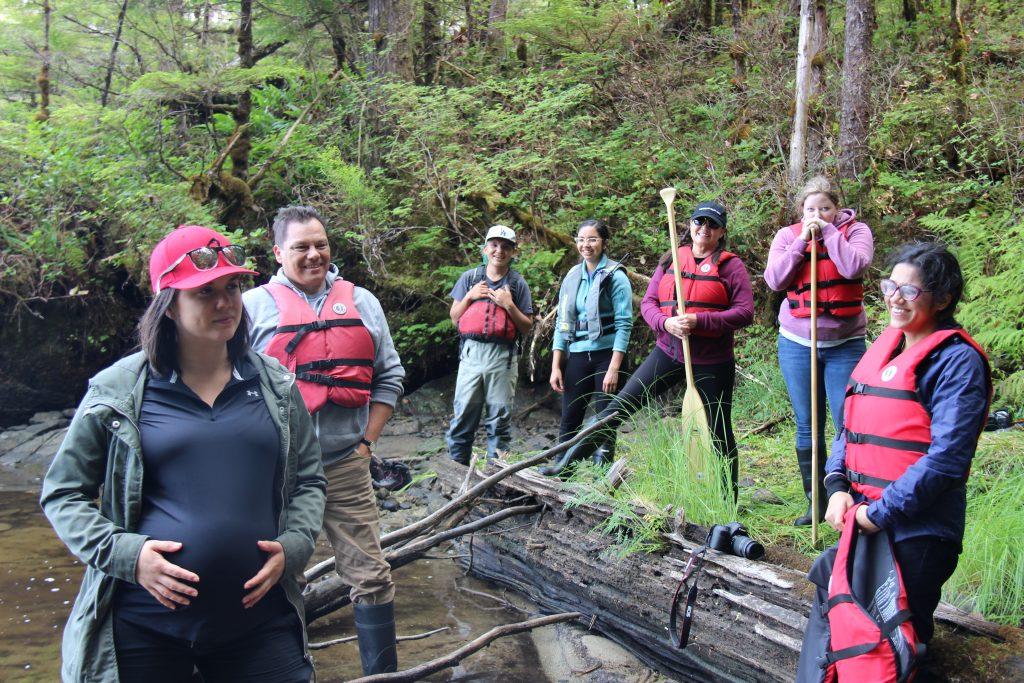 Indigenous Tourism Association of Canada (ITAC) staff.