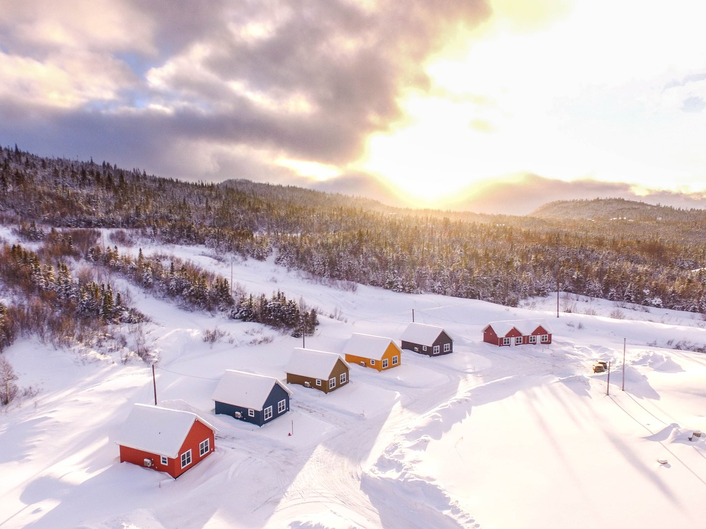 Appalachian Chalets And Rv Destination Indigenous