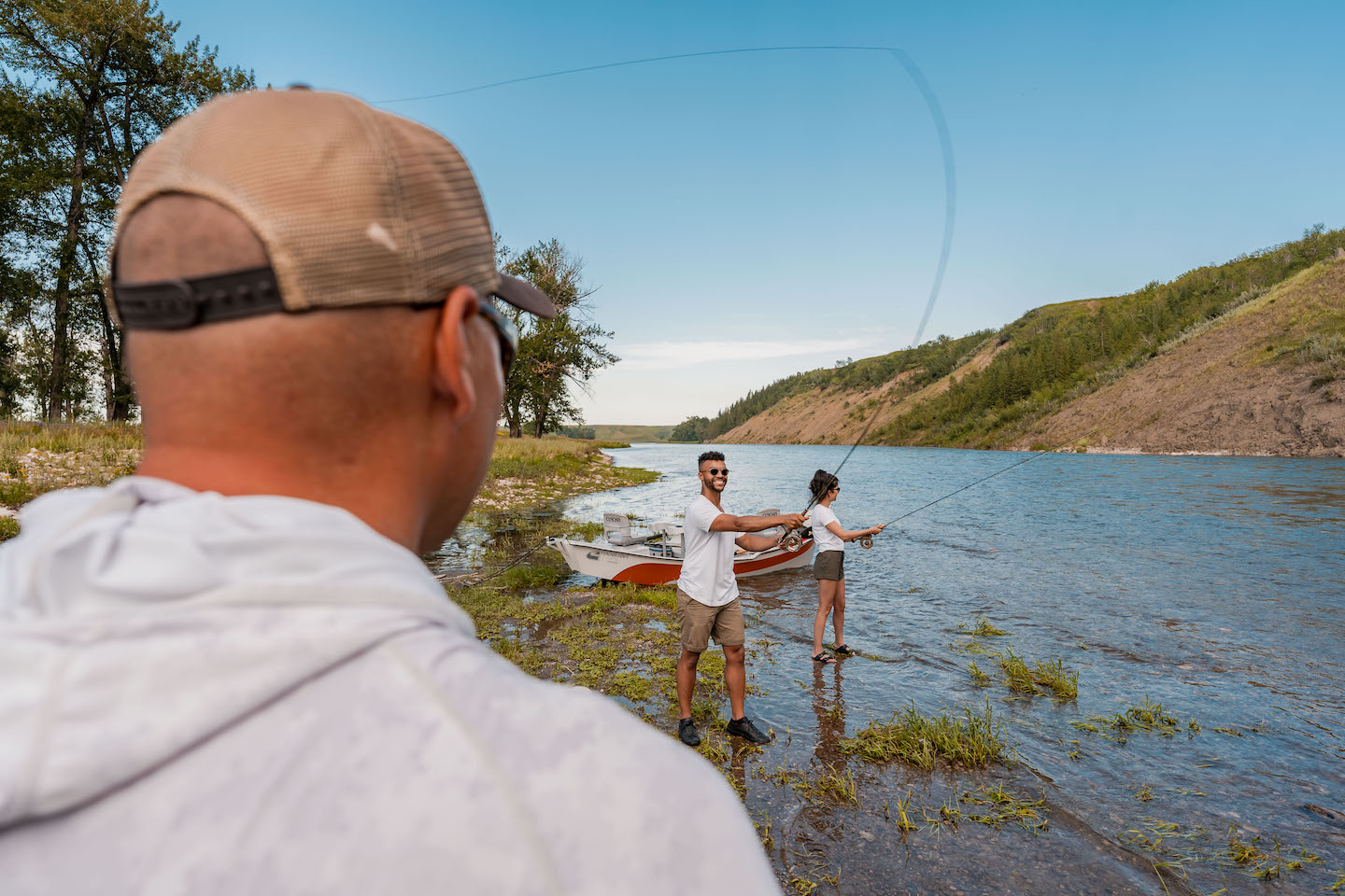 Drift Out West Fly Fishing Adventures