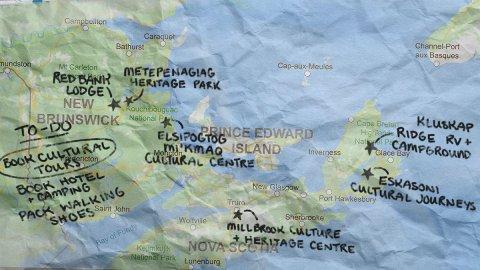 Escape in Atlantic Canada with Anna and Trevor Delaney