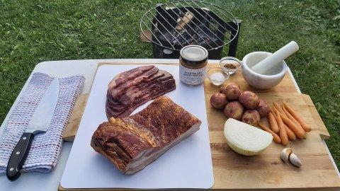 Saskatchewan Campfire Recipes with Local Chefs