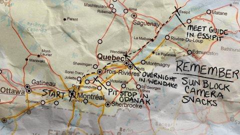 Le Québec à travers un nouveau regard grâce à JeanneMap