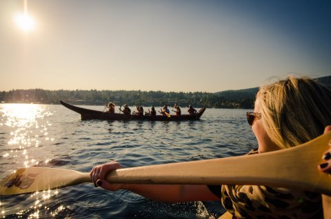 Takaya Tours First Nations Canoe & Kayak Adventures