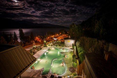 Ainsworth Hot Springs Resort