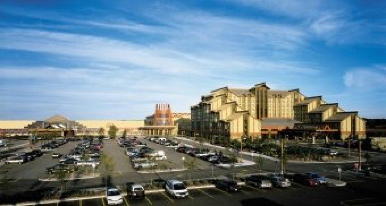 Casino Rama Pow Wow