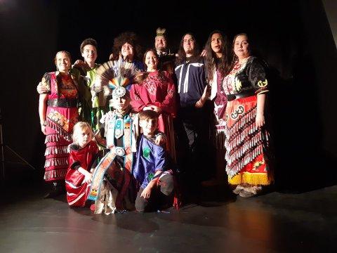 Mi'kmaq Heritage Actors