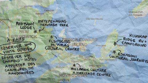 Évadez-vous au Canada Atlantique avec Anna et Trevor Delaney